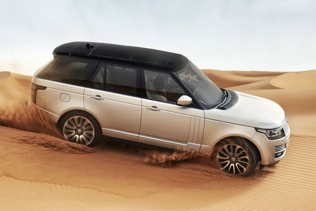 owned spanking new 2014 Range Rover then take a look at these snaps