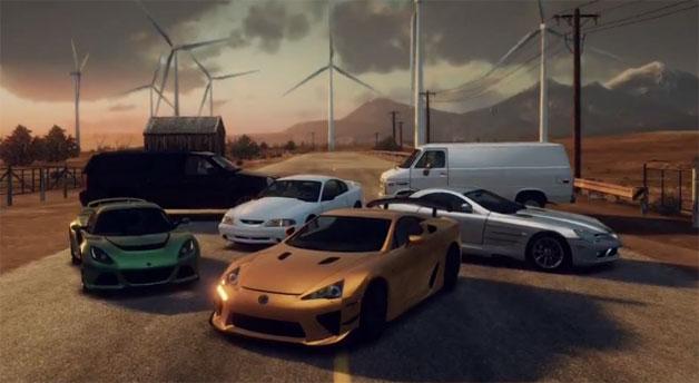 Forza Horizon Recaro