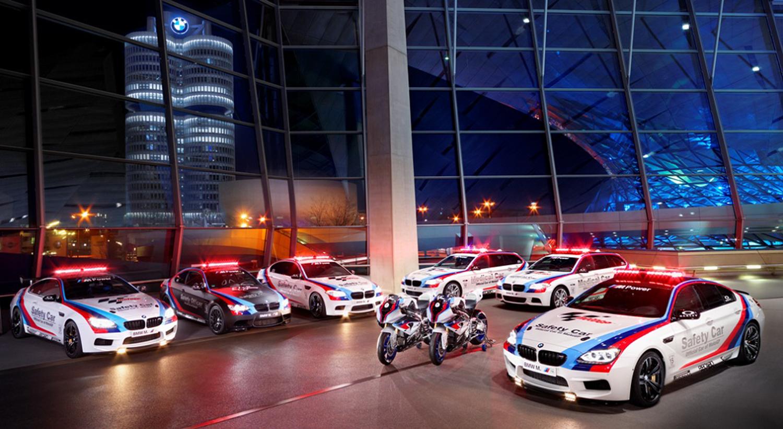 MotoGP Safety car BMW M6 Gran Coupe 4