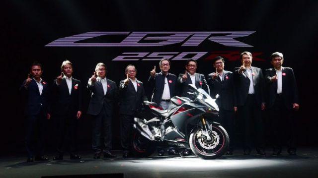 Honda CBR 250RR 5