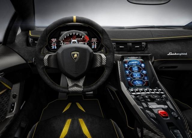Hasil gambar untuk Lamborghini Centenario 2017